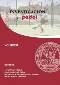 Libro Investigacion en pádel. Volumen I