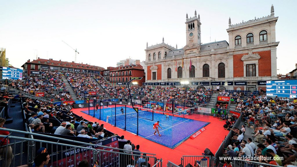 Plaza Mayor Valladolid Open