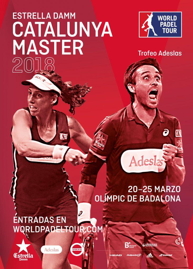 Estrella Damm Catalunya Master 2018