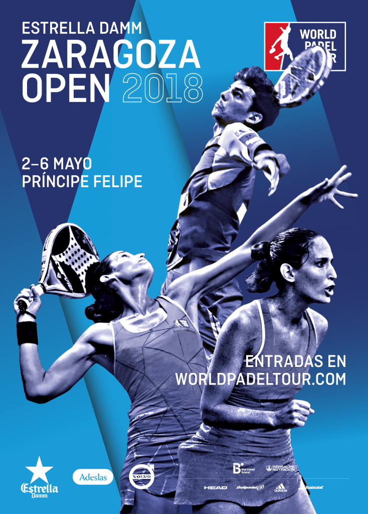 World Padel Tour Zaragoza 2018