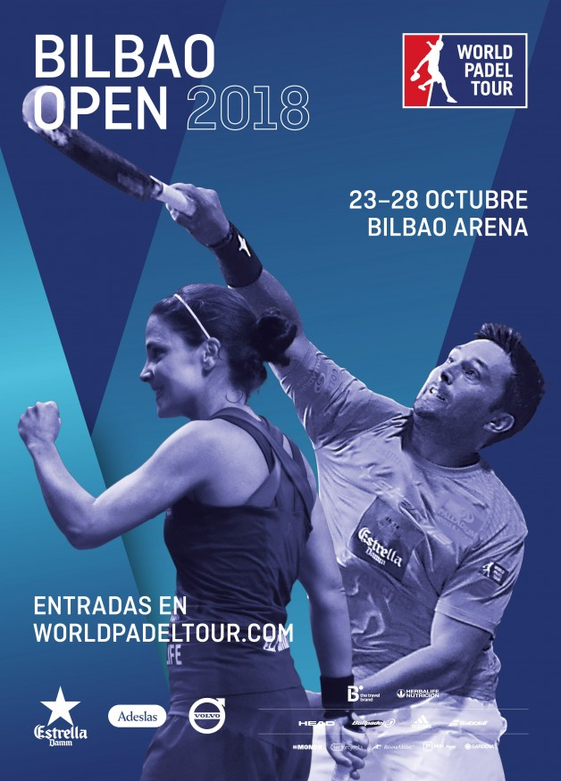 Cartel World Padel Tour Bilbao