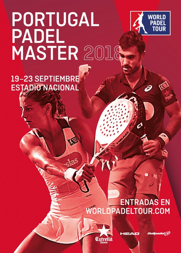 Cartel World Padel Tour Portugal