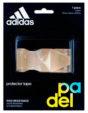 Protector pala padel transparente Adidas