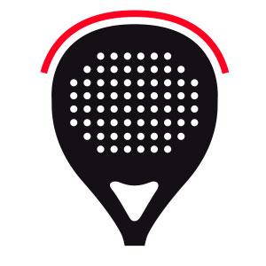 Protector raqueta padel