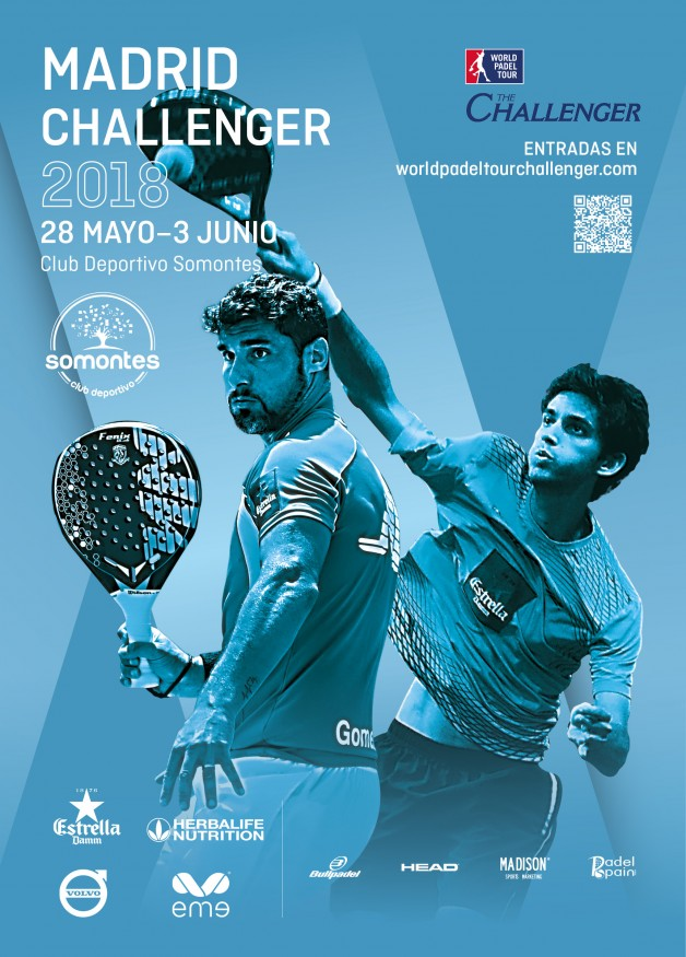 World Padel Tour Madrid Challenger 2018