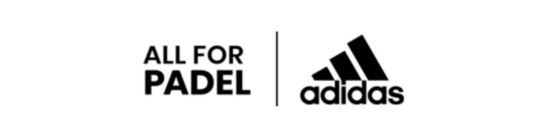 Logo All for Padel Adidas