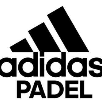 Logo Adidas Padel