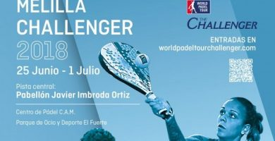 World Padel Tour Melilla Challenger 2018