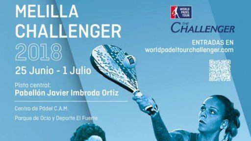 World Padel Tour Melilla Challenger 2018