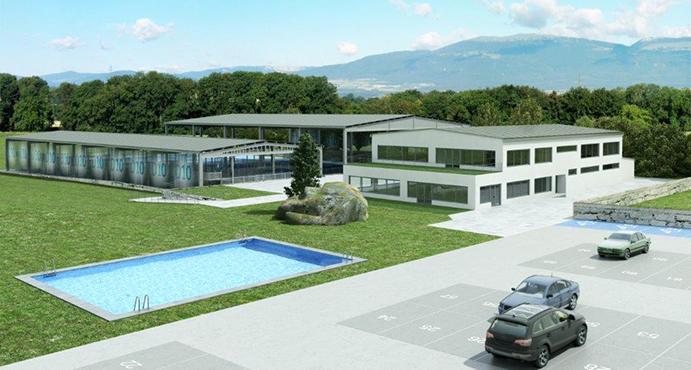 Centro Deportivo D10 (Lugo)