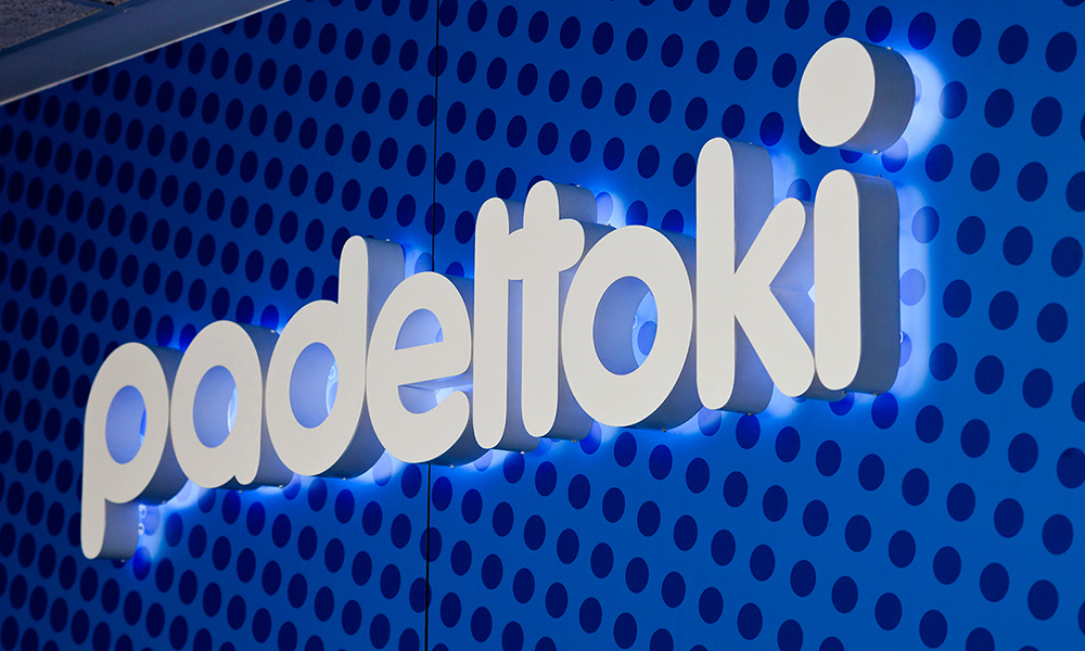 Logo PadelToki