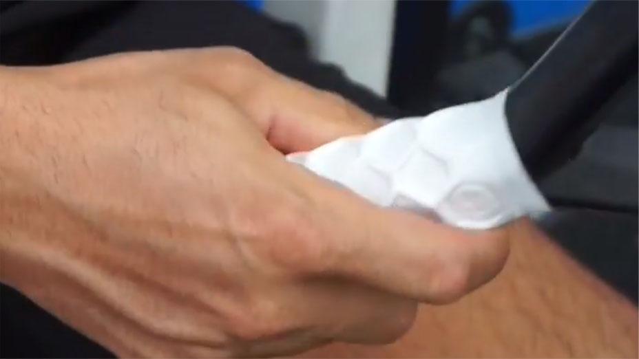 Hesacore grip bullpadel