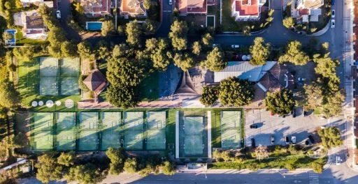 Club Padel Marbella Puerto Banús