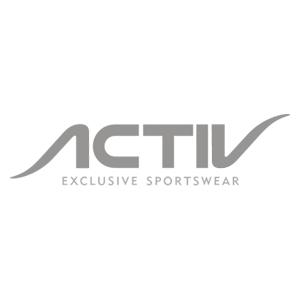 Logo marca de pádel Activ