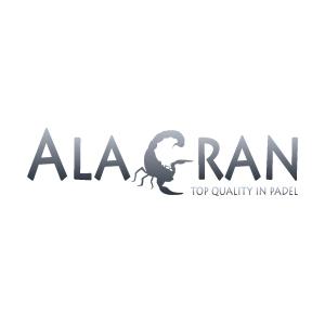 Logo marca de pádel Alacrán