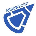 Logo marca de pádel Arrowpoint