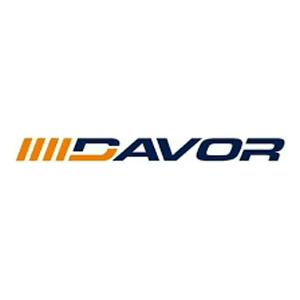 Logo marca de pádel Davor