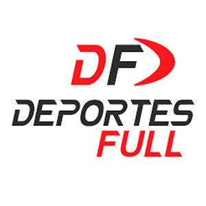 Logo marca de pádel DF Deportes Full