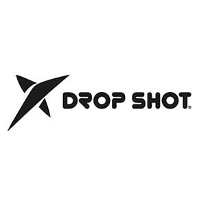 Logo marca de pádel Drop Shot