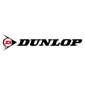Logo marca de pádel Dunlop