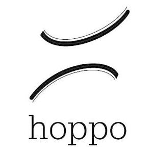 Logo marca de pádel Hoppo Sport