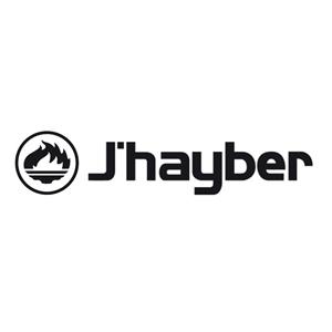 Logo marca de pádel JHayber