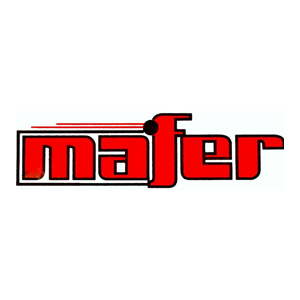 Logo marca de pádel Mafer
