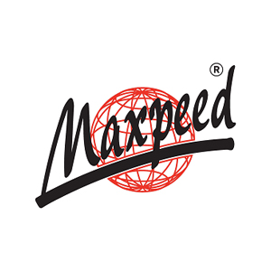Logo marca de pádel Maxpeed