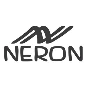 Logo marca de pádel Neron