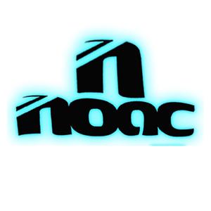 Logo marca de pádel Noac