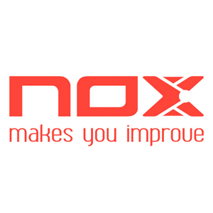Logo marca de pádel Nox