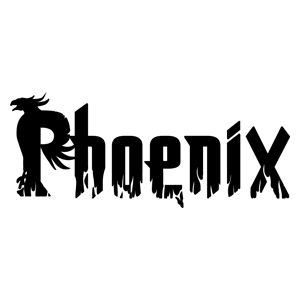 Logo marca de pádel Phoenix