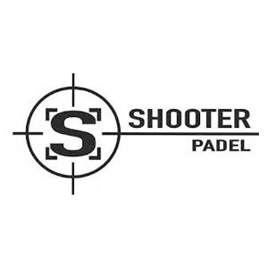 Logo marca de pádel Shooter