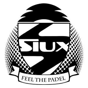 Logo marca de pádel Siux