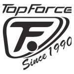 Logo marca de pádel Top Force