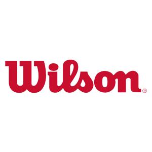 Logo marca de pádel Wilson